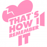 That's How I RememberIt