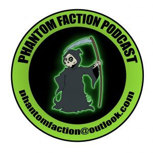 Phantom Faction Podcast – paranormal