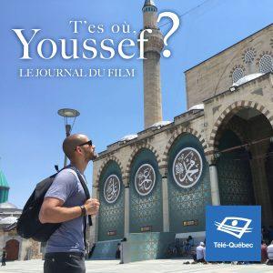 T'es où, Youssef? – Le journal du film