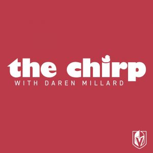 The Chirp with Daren Millard
