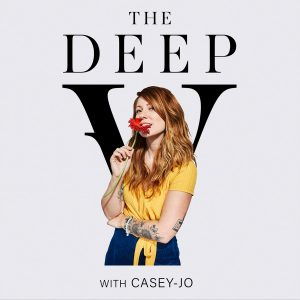 the deep v with casey-jo