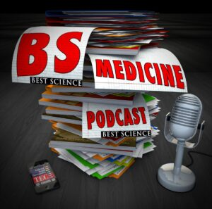 Best Science Medicine Podcast – BS without the BS