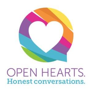 Open hearts. Honest conversations.