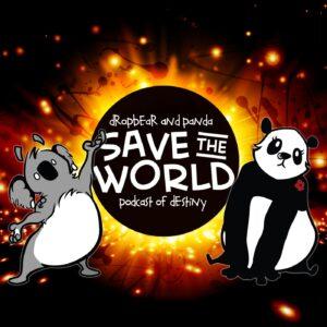 Dropbear and Panda Save the World