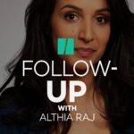 Follow-Up With AlthiaRaj
