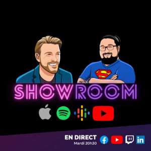 Podcast Le SHOWROOM