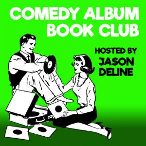 Comedy Album Book Club