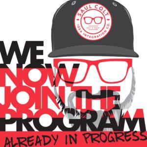 We Now Join The Program Already In Progress